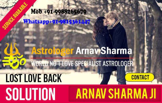 Love problem solution baba ji in Mumbai Pandit Arnav Sharma +91